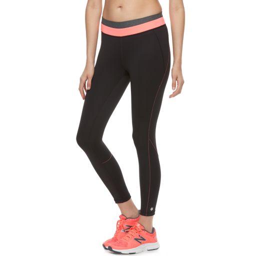 Women's Tek Gear® Performance Crop Leggings