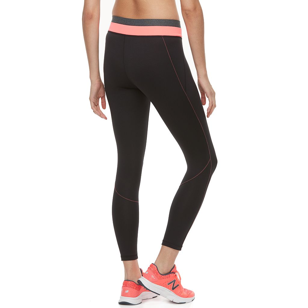 Women's Tek Gear® Performance Crop Leggings