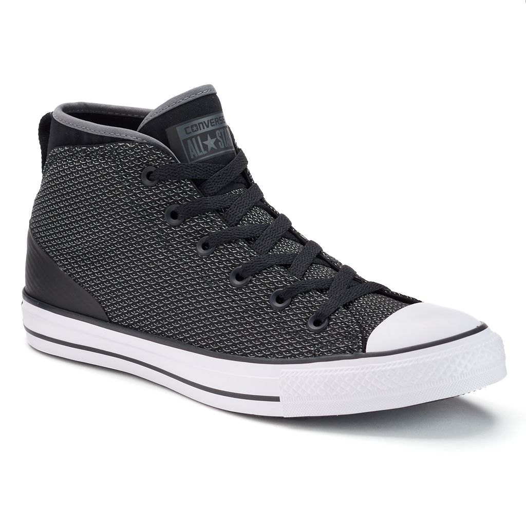Men's Converse Chuck Taylor All Star Syde Street Mid Reflective Shoes