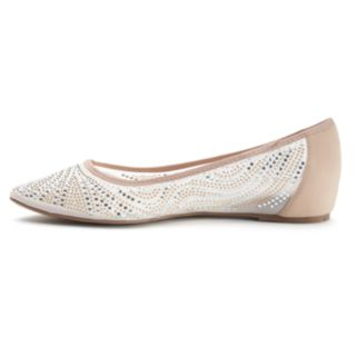 Jennifer Lopez Tara Women's Pointed-Toe Flats