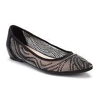 Jennifer Lopez Tara Women's Pointed-Toe Flats