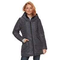Women's ZeroXposur Long Quilted Jacket