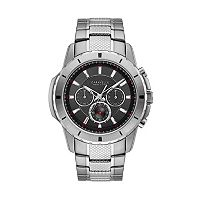 Caravelle New York by Bulova Men's Stainless Steel Chronograph Watch - 43A137