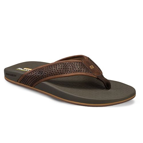 Skechers Relaxed Fit Pelem Emiro Men's Sandals