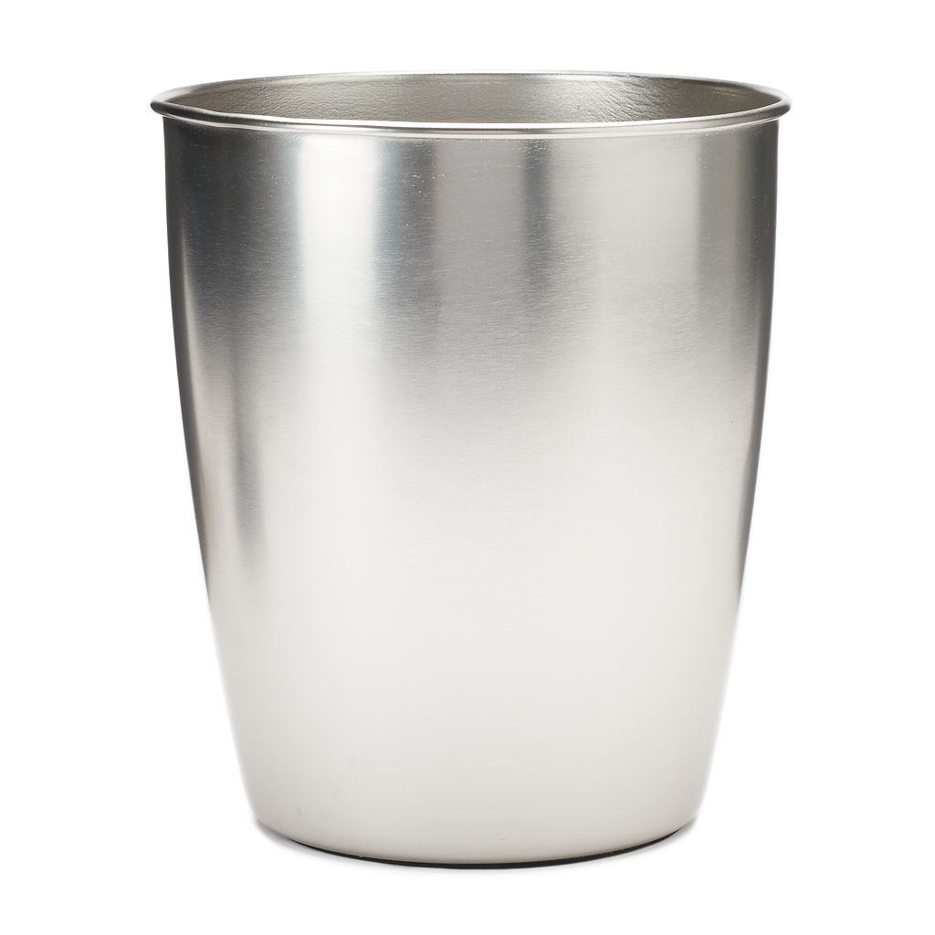Home Classics® Aluminum Wastebasket