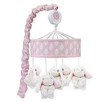 Happi by Dena Charlotte Musical Bunny Mobile by Lambs & Ivy