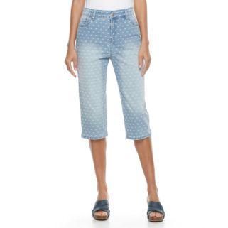 Petite Gloria Vanderbilt Amanda Skimmer Pants