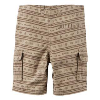 Toddler Boy Carter's Printed Cargo Shorts