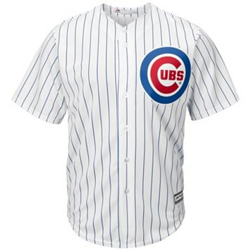 Big & Tall Majestic Chicago Cubs Cool Base Replica Jersey