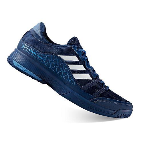 adidas Men's Barricade Court 3 Wide Tennis Shoe
