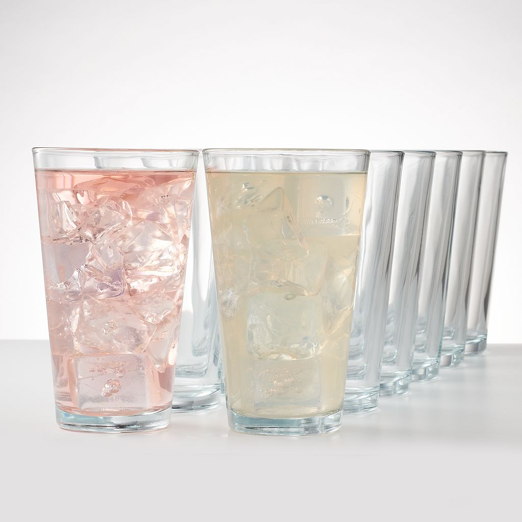 Libbey Flare 12-pc. Cooler Glass Set