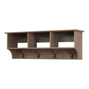 Prepac 48-in. Wide Hanging Entryway Shelf