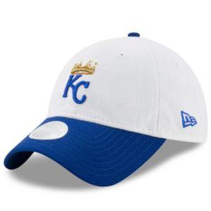 Women's New Era Kansas City Royals 9TWENTY Perfect Adjustable Cap