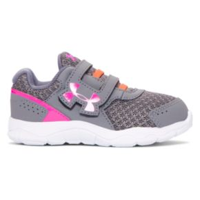 Under Armour Engage 3 Toddler Girls' Shoes