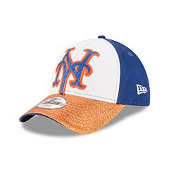 Youth New Era New York Mets Shimmer Shine 9FORTY Adjustable Cap