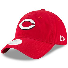 Women's New Era Cincinnati Reds 9TWENTY Glisten Adjustable Cap