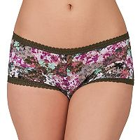 Juniors' Candie's® Scallop Lace Boyshorts