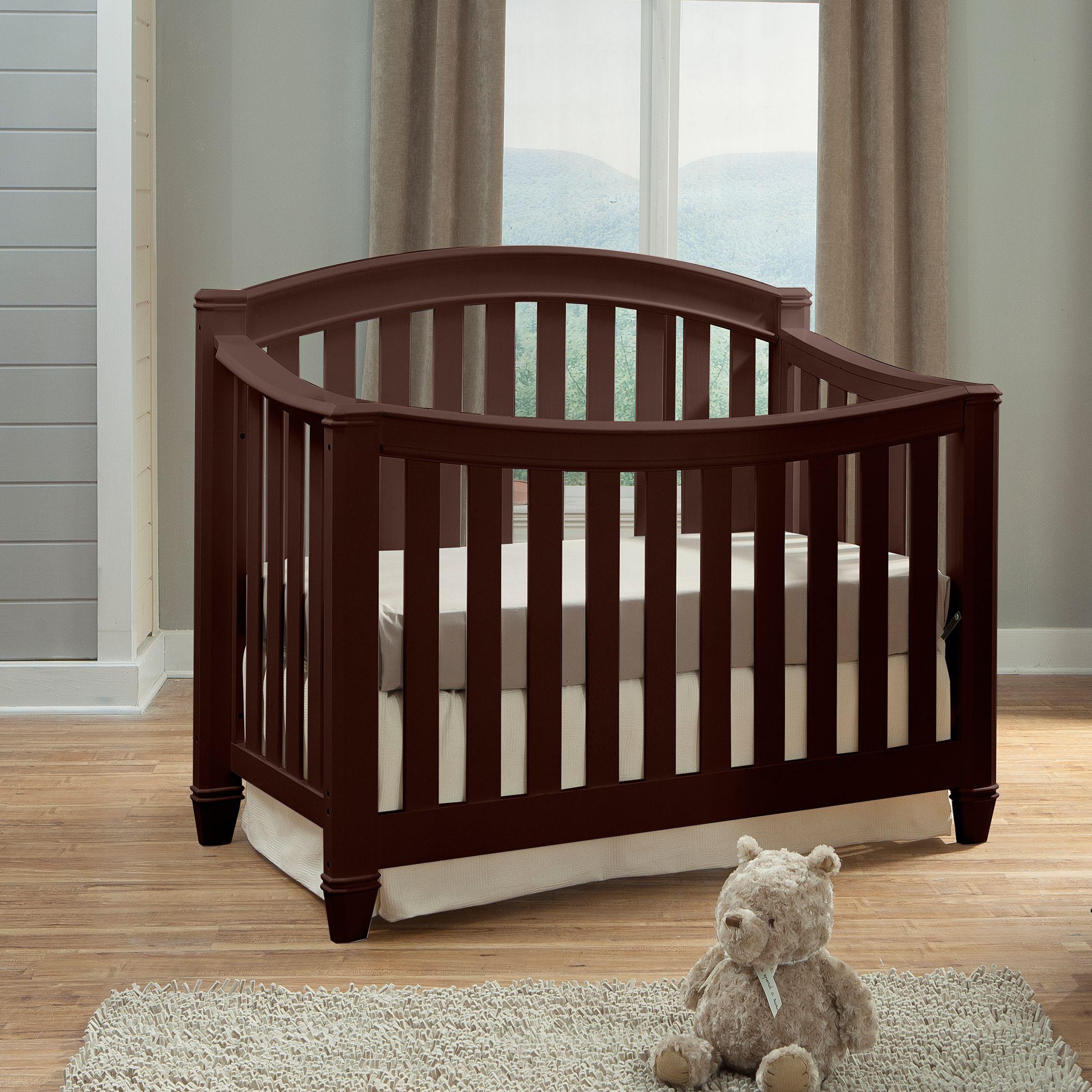 Superior Thomasville Kids Highlands 4 In 1 Convertible Crib