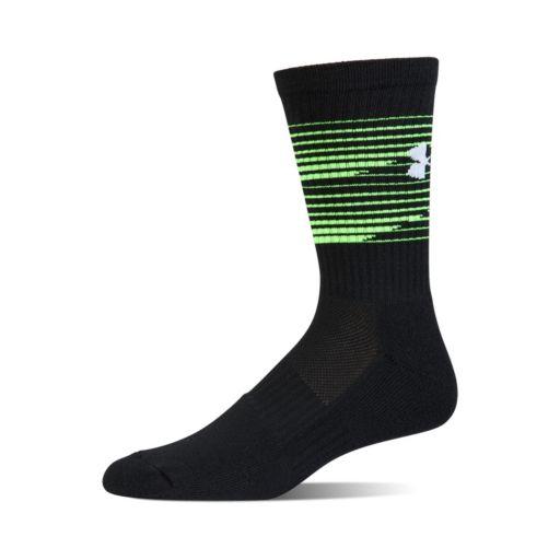 Boys Under Armour 3-Pack Phenom Crew Socks