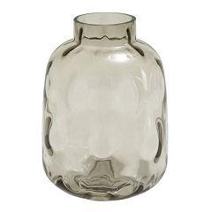 Round Glass Vase Table Decor