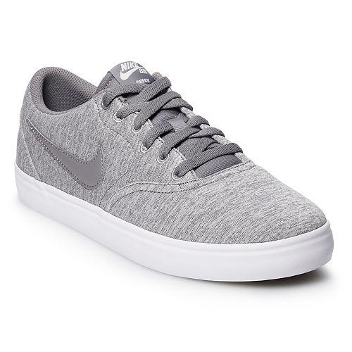 f818f860 Nike SB Check Solarsoft Canvas Premium Men's Skate Shoes