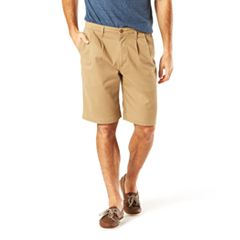 Men's Dockers® D3 Classic-Fit Stretch Pleated Shorts