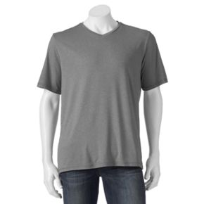 Men's Free Country Heathered Microtech Performance Tee