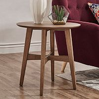 HomeVance Acuna Danish Modern End Table