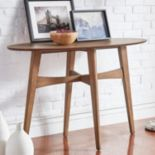 HomeVance Acuna Danish Modern Console Table