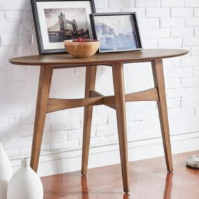HomeVance Acuna Danish Modern Console Table