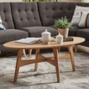 HomeVance Acuna Danish Modern Coffee Table