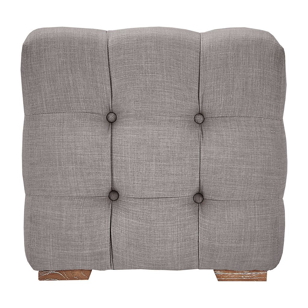 HomeVance Vanderbilt Button Tufted Bench