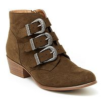 Unionbay Treasure Women's Ankle Boots
