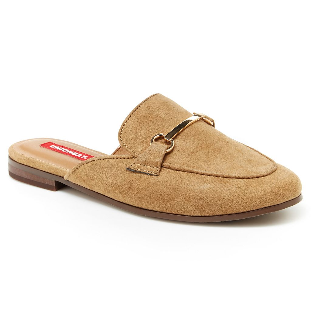 Unionbay Solo Women's Backless Loafers