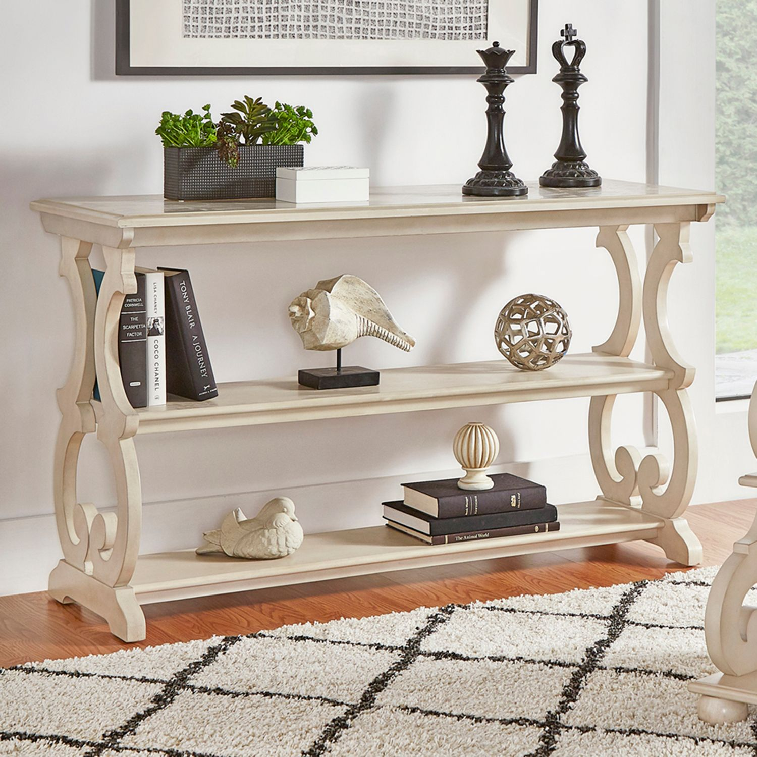 HomeVance Danica Console Table