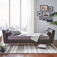 HomeVance Cleo Modern Daybed