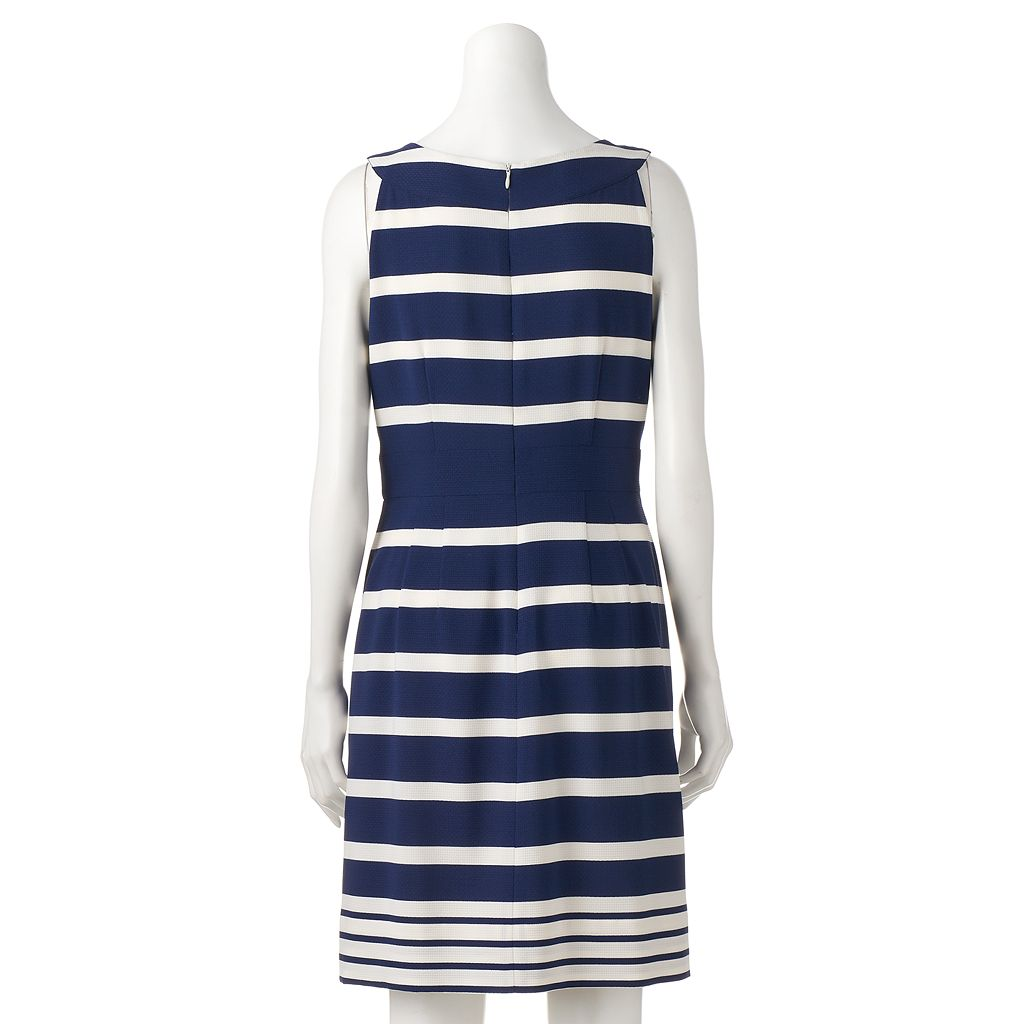 Women's Bethany Striped Shift Dress