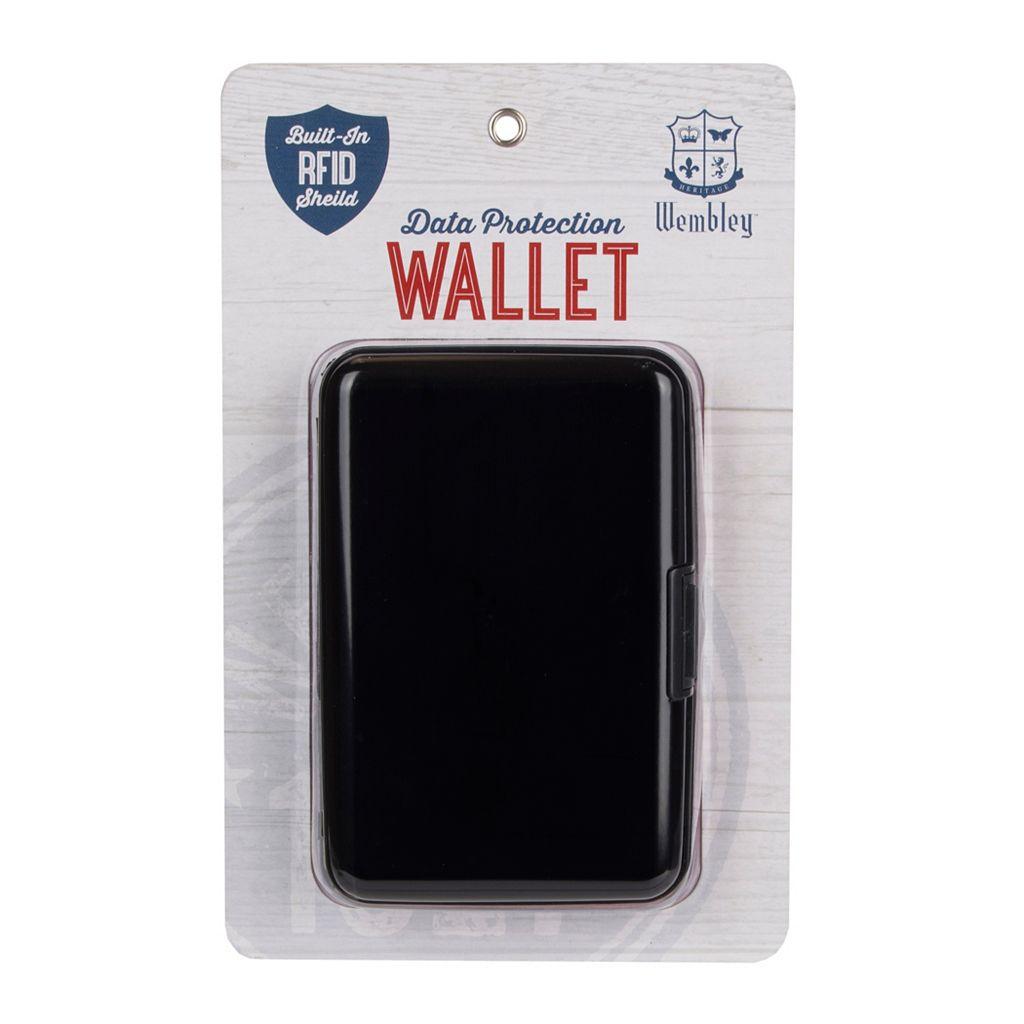 Wembley RFID-Blocking Security Wallet