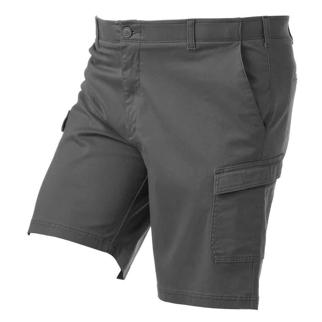 Big & Tall Lee Extreme Comfort Classic-Fit Cargo Shorts