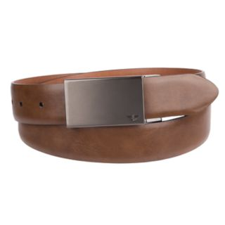 Men's Dockers Reversible Feather-Edge Plaque-Buckle Belt