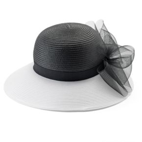 Riviera Colorblock Down Brim Hat