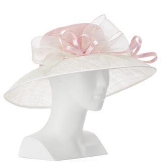 Riviera Sinamay Down Brim Hat