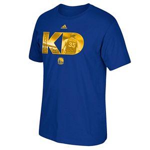 Men's adidas Golden State Warriors Kevin Durant City Monogram Tee