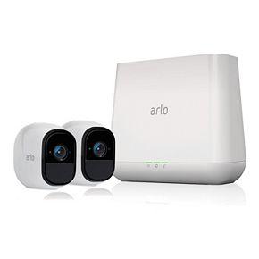 NETGEAR Arlo Pro Wire-Free HD 2-Camera Security System