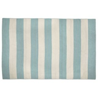 Trans Ocean Imports Liora Manne Front Porch Sorrento Rugby Striped Indoor Outdoor Rug