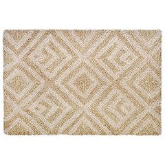 Liora Manne Front Porch Wooster Kuba Geometric Indoor Outdoor Rug