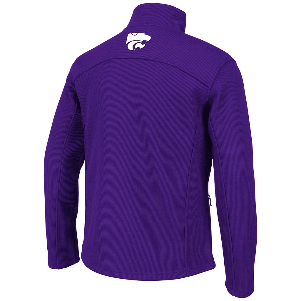 Men's Campus Heritage Kansas State Wildcats Plow Pullover
