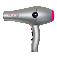 blowpro Titanium Hair Dryer & Travel Hair Products Blowout Kit Set