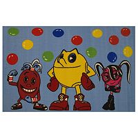 Fun Rugs Pac-Man Pac & Friends Rug - 3'3'' x 4'10''