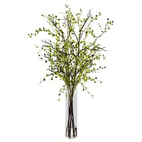nearly natural Night Willow Artificial Floral Arrangement